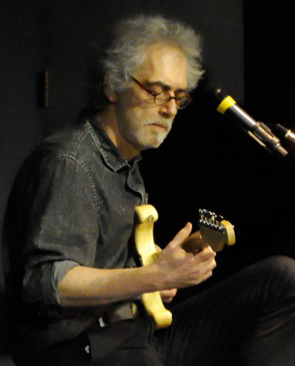 Muzikant Willem Vermaase
