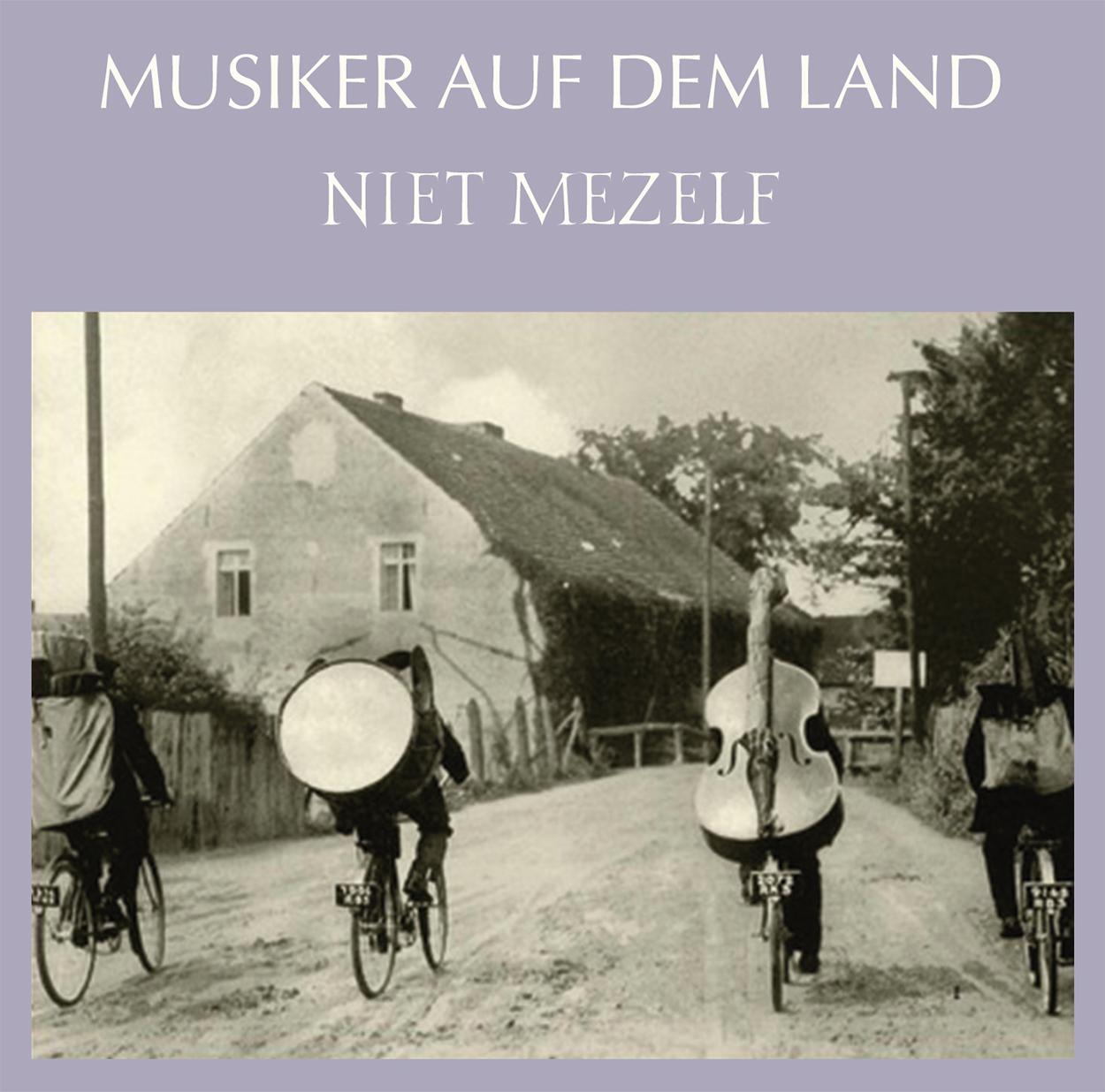 Musiker auf dem land
